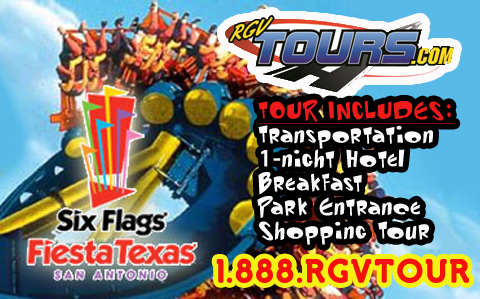 Six Flags Tours